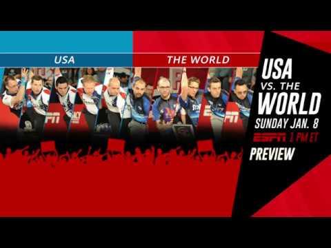 PBA USA vs. The World Preview