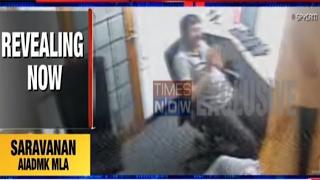 Caught On Camera: AIADMK MLA SS Saravanan Sells His Vote For Karnataka Assembly 'Trust Vote'
