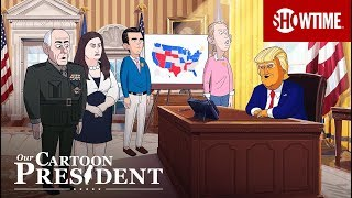 Election Special 2018 Sneak Peek | Our Cartoon President | SHOWTIME