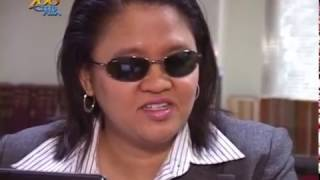 God's Vision for the Blind | Roselle Ambubuyog Story