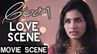 Megha - Love Scene | Ashwin, Srushti Dange | Karthik Rishi