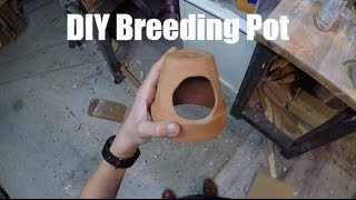 (DIY) How to make a Breeding Pot for your Fish