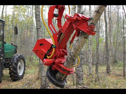 Naarva S23 stroke harvester & firewood processor S23 sykeharvesteri