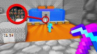 RICH Minecraft faction had missing blocks.. VERY BIG MISTAKE! (lol)