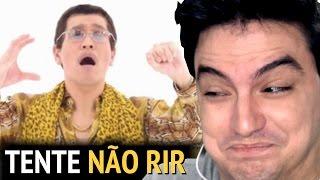 DESAFIO - TENTE NÃO RIR!