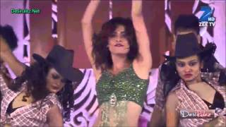 karishma tanna hot performance