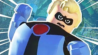 PLAYING THE FIRST MOVIE!!! (Lego Incredibles #3)
