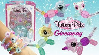 New Twisty Petz Babies Unicorn, Pandas and Kitties FULL REVIEW AND GIVEAWAY