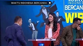 Waktu Indonesia Bercanda - TTS bikin Deanda Putri Emosi (3/4)