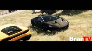 Imran Khan   Satisfya   GTA 5   New Punjabi Song 2016  720p