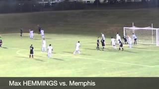 GSU Men's Soccer - 2015 Goals