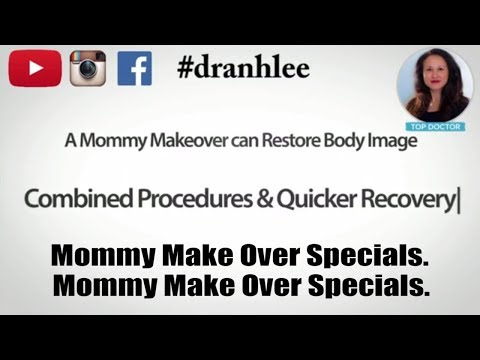 Mommy Makeover & Tummy Tuck Surgery in El Paso, Tx Dr Anh Lee