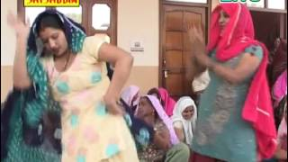 LADIES LOKGEET---Foji Chhutti Aye We Jaye Cemra Sath Mai ---(All Ladies of Beel Dadri)