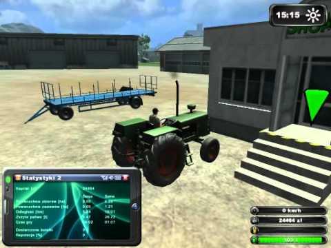 Video Recenzja 2 Symulator Farmy 2011
