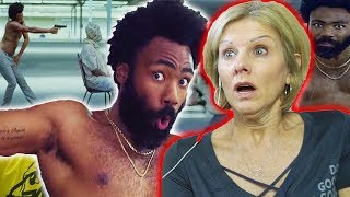 Mom REACTS to Childish Gambino - This Is America (Official Video)