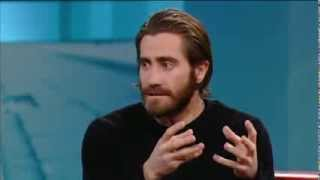 Jake Gyllenhaal on George Stroumboulopoulos Tonight: INTERVIEW