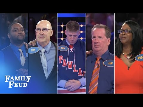 ALL TIME GREATEST MOMENTS in Family Feud history Part 9 Unforgettable Fast Money Moments