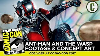 Ant-Man and the Wasp Teaser Trailer Review - Comic-Con SDCC 2017