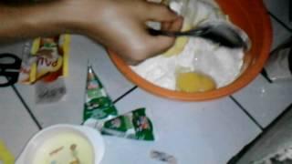 Vlog Cara Membuat Kue Biji Ketapang