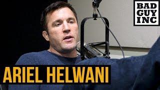 Ariel Helwani pissed me off...