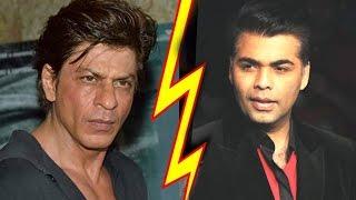 Karan Johar Opens On His FIGHT With Shah Rukh Khan