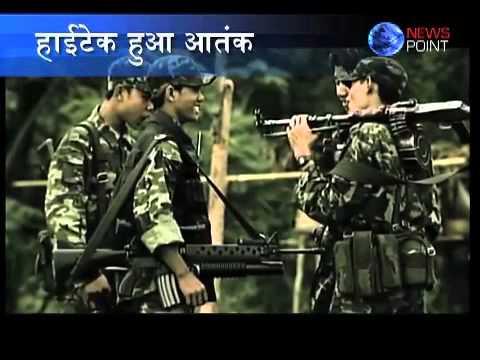 terrorist camp in manipur Report