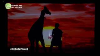 Arabs Got Talent- عرض النهائيات – موزار طيف الخيال