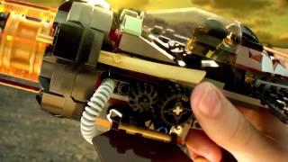 LEGO Ninjago PT Plane Attack