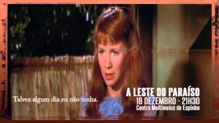 Spot :: Ciclo Clássicos do Cinema Americano :: A Leste do Paraíso (1954)