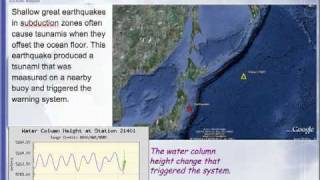 Japan and Pacific Northwest Earthquakes (Part 2 of 4)