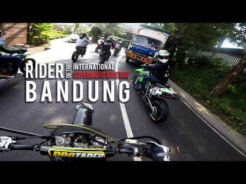 INTERNATIONAL SUPERMOTO RIDE DAY BANDUNG ! | MUSIC VIDEO