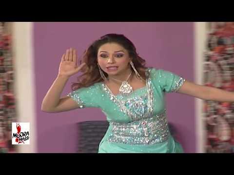 SEXY NIDA CHAUDHRY - MERA TAN MAN PYASA - PAKISTANI MUJRA DANCE