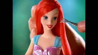 2004 Disney Princess Forever Hair Ariel Commercial