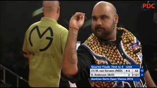 Unbelievable Underdog Moments in Darts