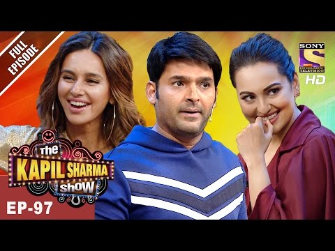 The Kapil Sharma Show - दी कपिल शर्मा शो -Ep-97- Sonakshi & Shibani In Kapil's Show - 15th Apr, 2017