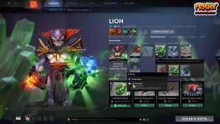 Hell-Spar Anathema  - Nuevo Inmortal del Lion - Compendio Lv 255
