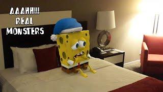 SpongeBob in real life 32 - Thriller