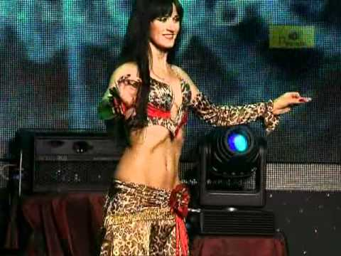 1st place in competition Queen of the Pyramid 2010. Bellydancer Dovile from Lithuania Kaunas