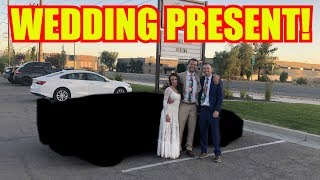 Surprising my Best Friends with a NEW CAR for their Wedding