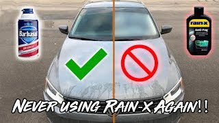 The BEST Anti-Fog for your car!!