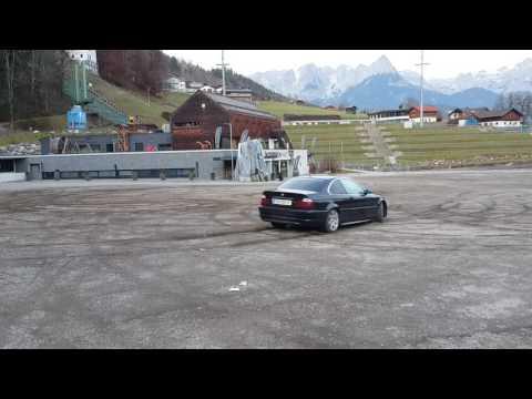 Bmw e46 328i drift test ( Zorga )