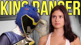 FAN FILM: King Ranger - feat. Bianca King [Power Rangers]