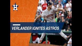 Extended Cut: Verlander boosts Astros into October