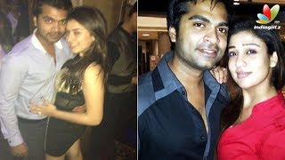 Hansika's Furious Comments About Nayanthara | STR | Ithu Namma Aalu, Vaalu
