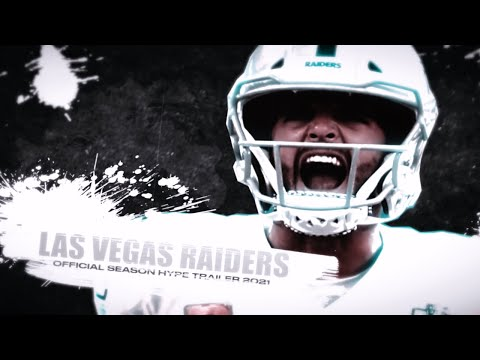 Las Vegas Raiders OFFICIAL SEASON HYPE TRAILER 2021