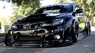 Toyo Tire USA Corp | Strafe Design | LVS Media | Slammed STI | Airlift Performance