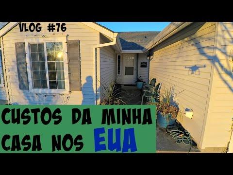 VLOG #76 - CUSTOS DA MINHA