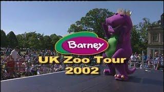 Barney UK Zoo Tour 2002