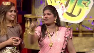 Kalakkapovadhu Yaaru - Nisha's performance