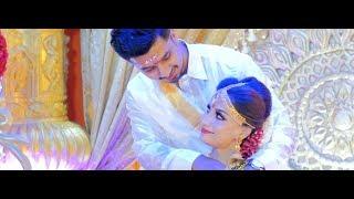 Malaysian Indian wedding Highlights Of Karthik & Pravena  By Golden Dreams Gdu